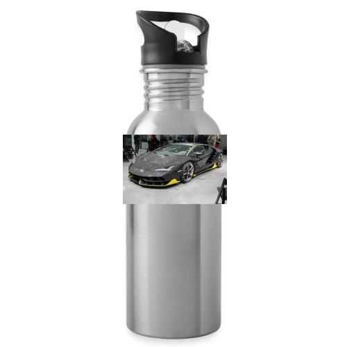 Lamborghini Centenario front three quarter e146585 - Water Bottle
