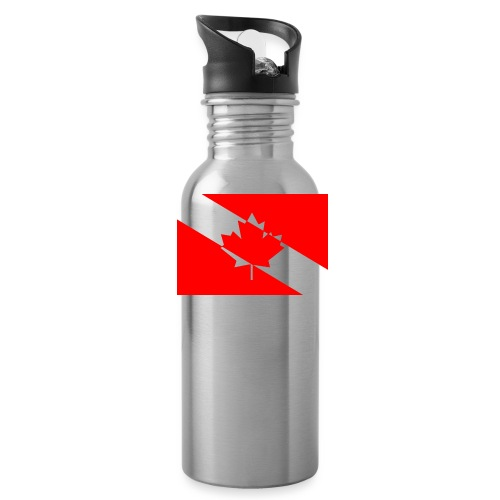 Clear White Dive Canada v. Small - Water Bottle