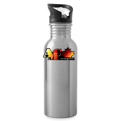 atv.mom.canada - Water Bottle