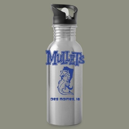 Mullets Color Series - Water Bottle