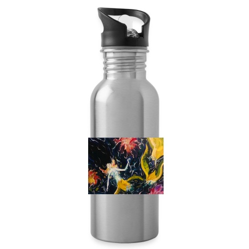 sea of color - Water Bottle
