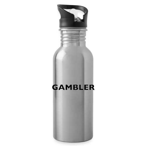 Gambler Gear - Water Bottle