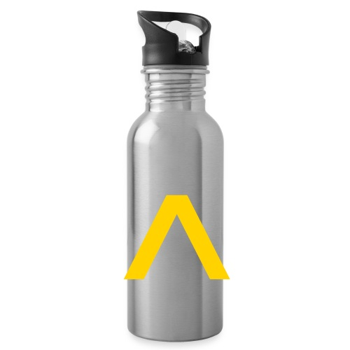Global Adventure Chevron - Water Bottle