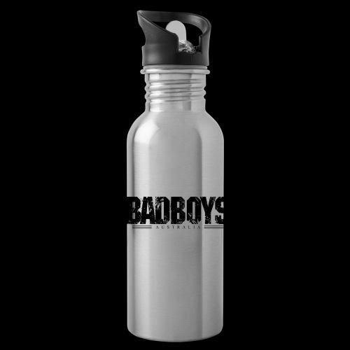 New logo Menno Van Kampen s conflicted copy 2017 - Water Bottle
