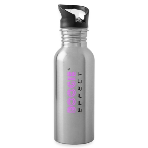 Official Logo For Light Background - Water Bottle