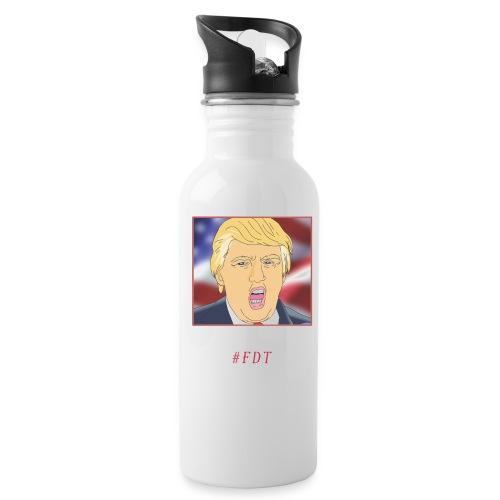 Fuck Donald Trump! - Water Bottle