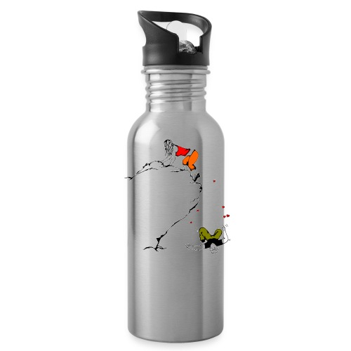 Lady Climber - Water Bottle