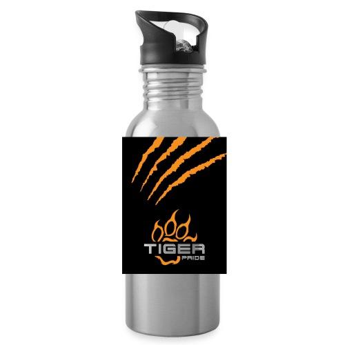 Tiger Pride iPad Case - Water Bottle
