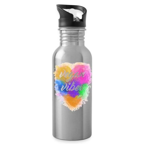 Vegan Vibes - Water Bottle