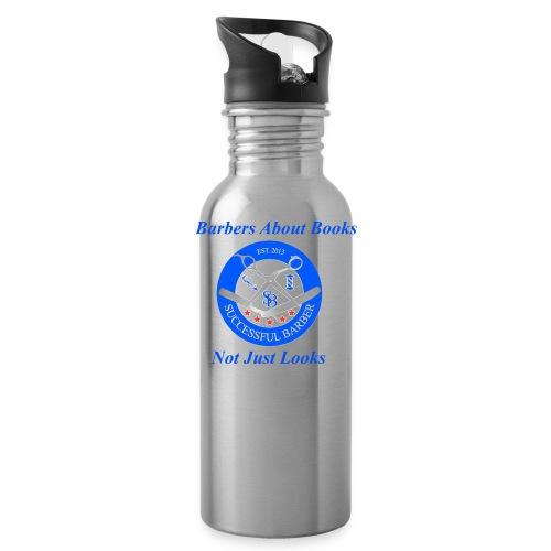Barbershop Books - Water Bottle
