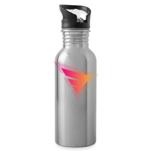 Logo IteX with another background logo - Water Bottle