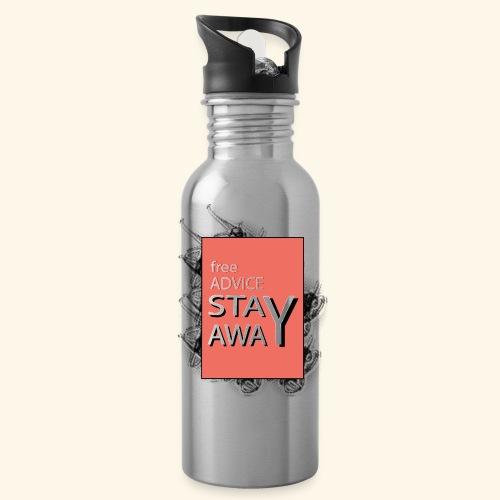 free advice - Water Bottle