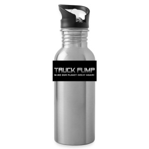 Truck Fump -- Make Our Planet Great Again! - Water Bottle