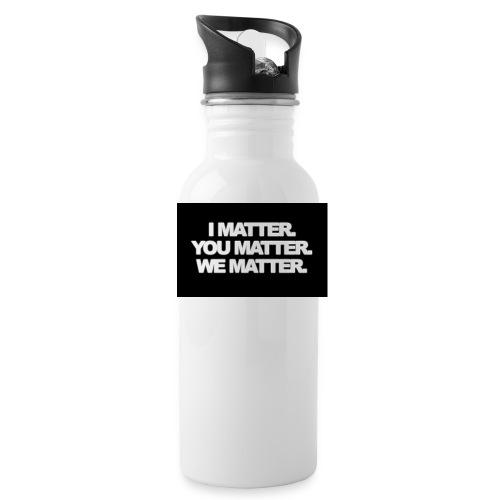 We matter - Water Bottle