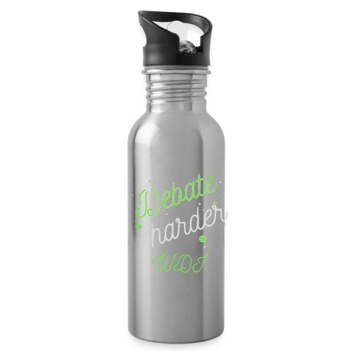 Debate Harder! - Water Bottle