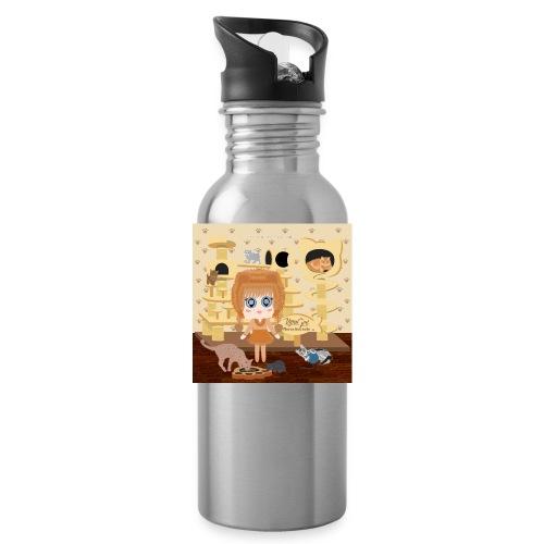 Kittie Girl - Water Bottle