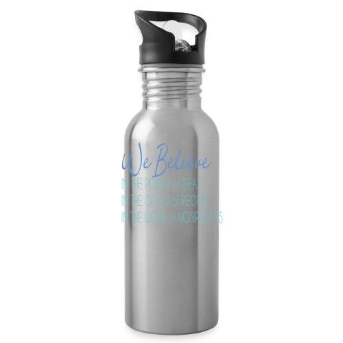 We Believe - Water Bottle