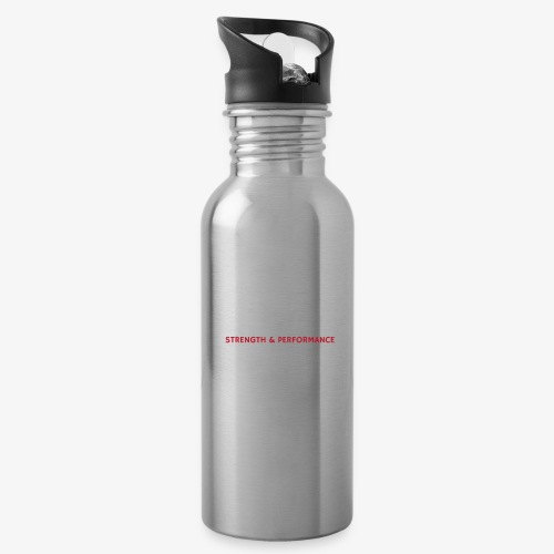All the Strengths You Cannot See - Water Bottle