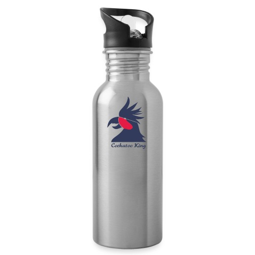 Cockatoo Logo - Water Bottle