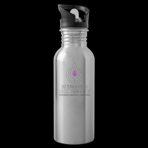 kyberlogotrans - Water Bottle