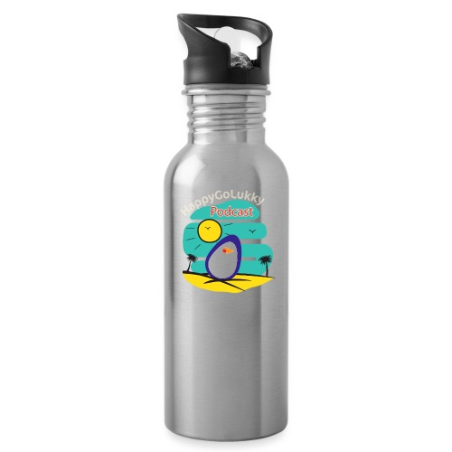 HGL Vacation Shirt - Water Bottle