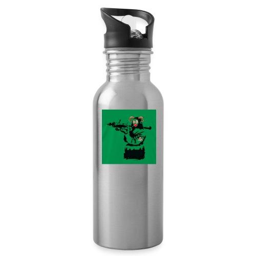 Baskey mona lisa - Water Bottle