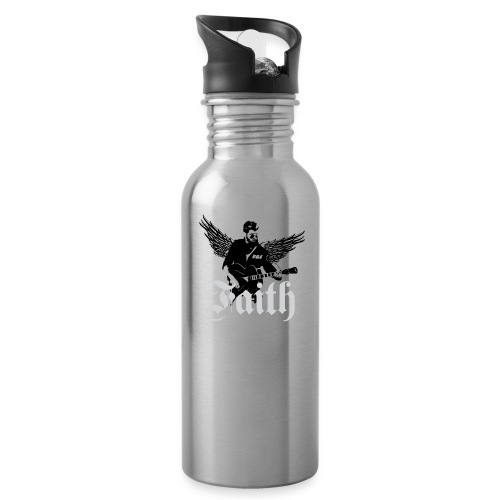 faithwings png - Water Bottle