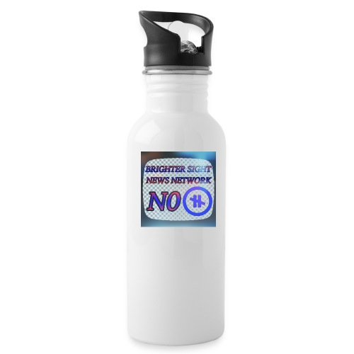 NO PAUSE - Water Bottle