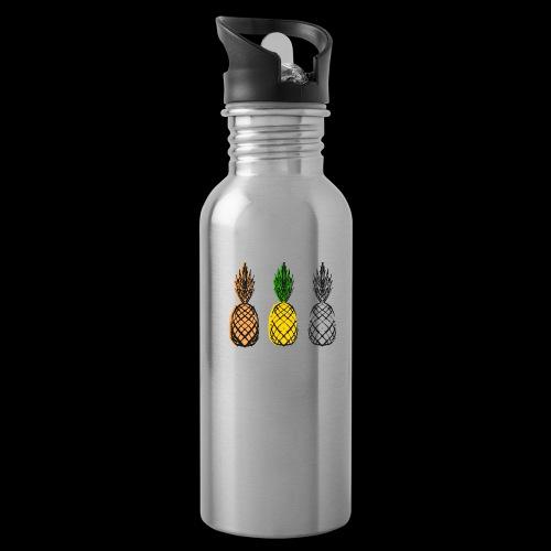 XTL Pineapple - Water Bottle