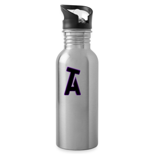 Team Amethyst LOGO ON MERCH - Water Bottle