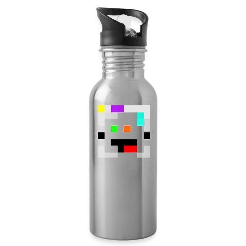 Face - Water Bottle