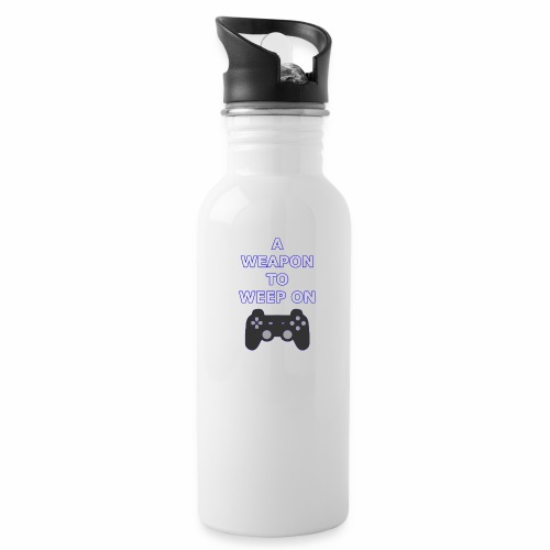 A Weapon to Weep On - Water Bottle