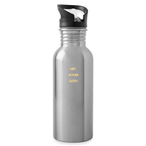 Wife Mother Queen - Water Bottle