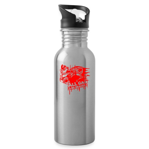 All Gas no Brakes - Water Bottle