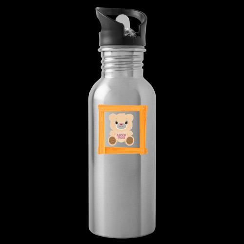 love - Water Bottle