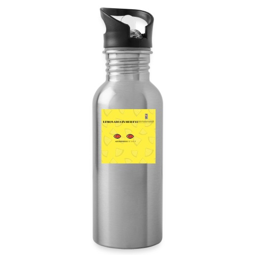 LEMONADES IN MEH EYE travel cases and accessories - Water Bottle