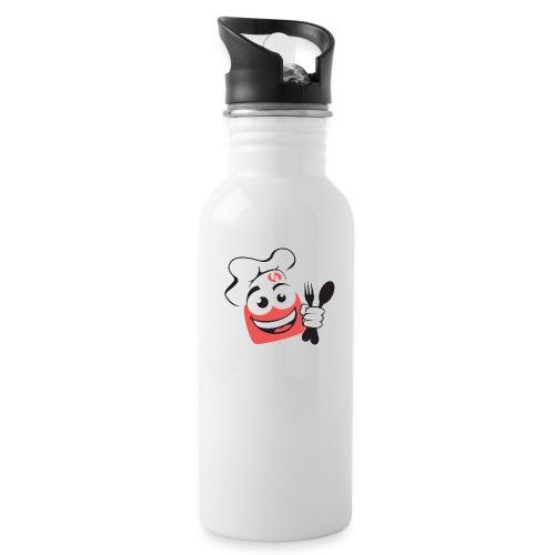 FoodTube Dude - Water Bottle