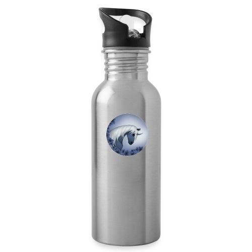 Dark unicorn - Water Bottle
