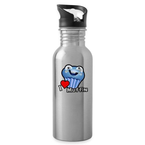 I Love Muffin - Water Bottle