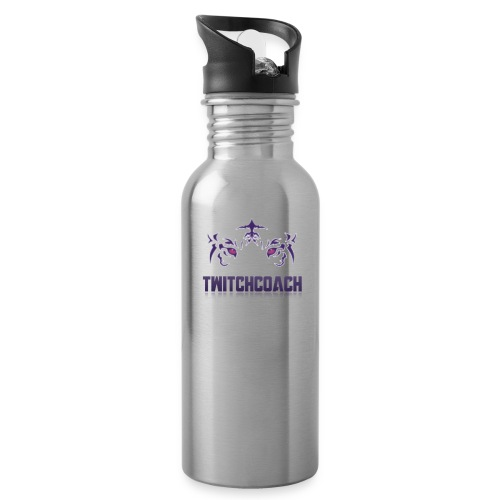 TwitchCoach Merch - Water Bottle