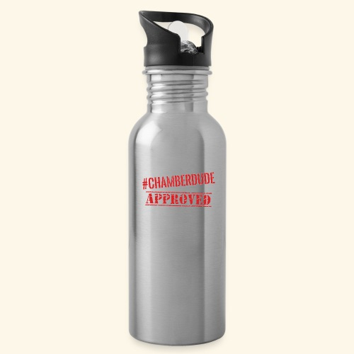 Chamber Dude Approved - Water Bottle