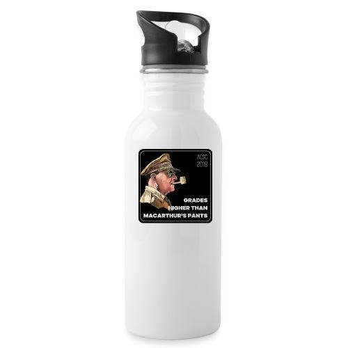 MacArthurs Grades - Water Bottle