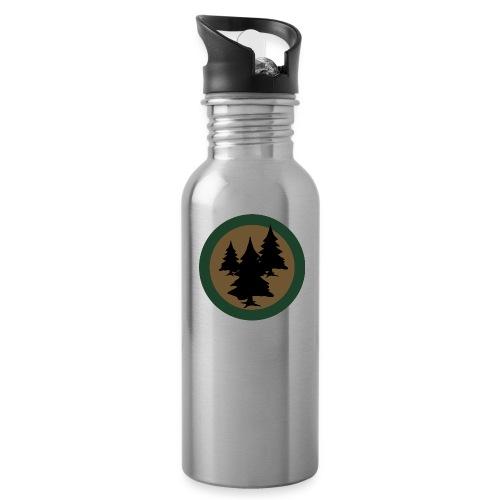 Bush Tuned - Water Bottle