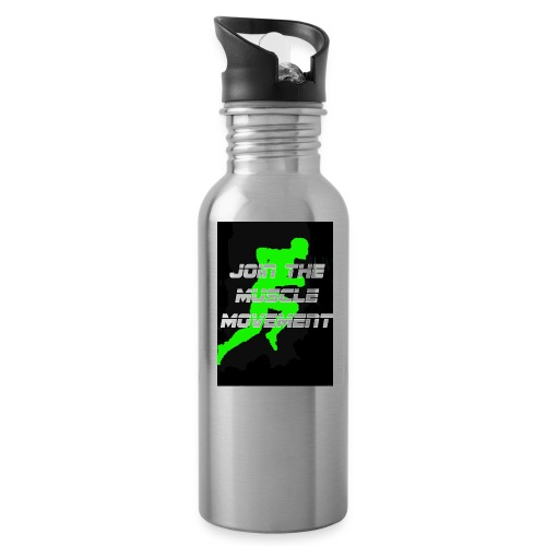 muscle movement - Water Bottle