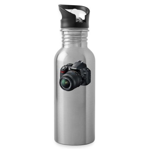 photographer - Water Bottle
