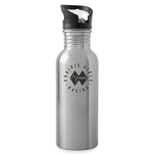 PGR Grey - Water Bottle