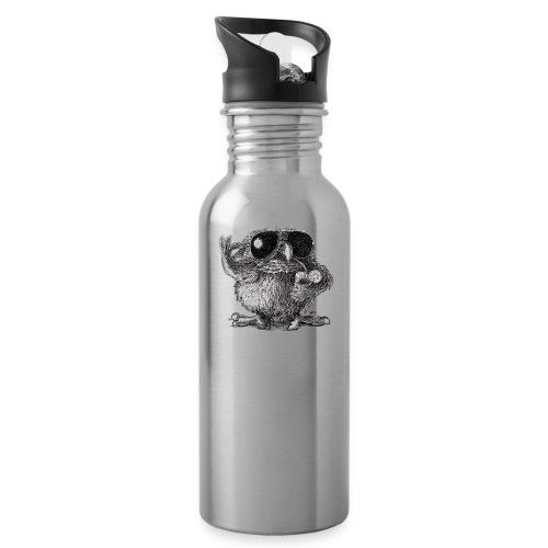 Cool Owl - Water Bottle