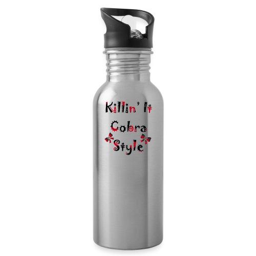 Killin' It Cobra - Water Bottle