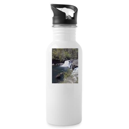 LRC waterfall - Water Bottle
