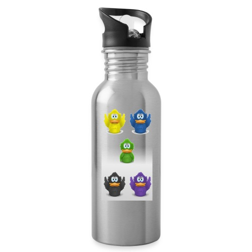 5 adiumys png - Water Bottle